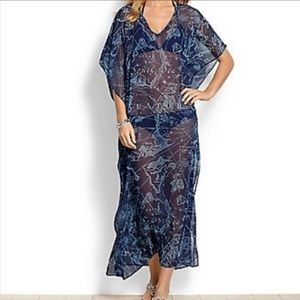 Tommy Bahama Sheer Swimsuit Coverup Light Size XS